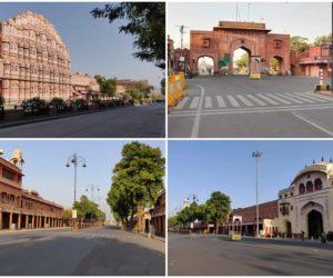 Rajasthan Curfew, janta curfew