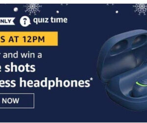 Win Noise shots wireless headphones